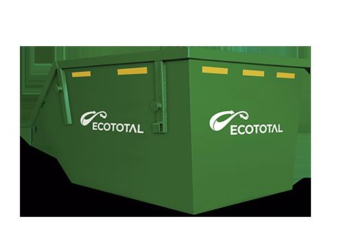 Container Caixa sem Tampa