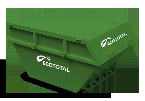 container 6m3
